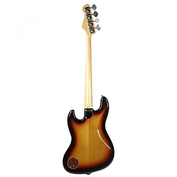 Marco Bass Guitars MIJ JB4 Sunburst