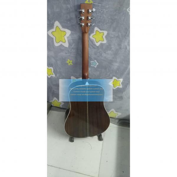 Discounts Best Custom Martin D45 Dreadnought Acoustic Guitar China Deals Solid Rosewood
