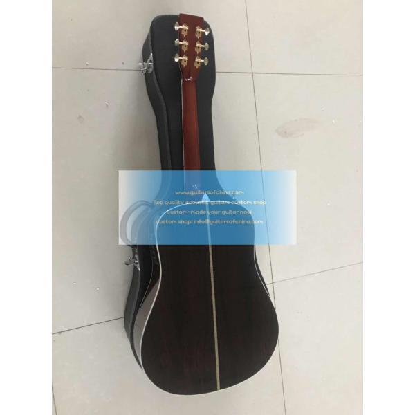 Affordable Best Custom Martin D-42 D 42 martin Acoustic Electric Guitar 2018 Lefty